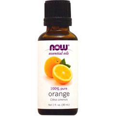 100%ピュア オレンジ(オレンジスウィート) エッセンシャルオイル
