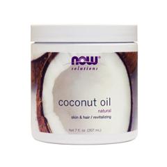 100%ナチュラル ココナッツオイル(MCTオイル含有)