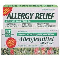 アレルギー リリーフ