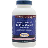 ドクターズチョイス 45プラス(女性用マルチビタミン&ミネラル)
