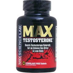 マックス テストステロン(テストステロンブースター)