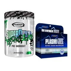 【超お得セット】プラズマジェット&スーパーパンプ アグレッション イタリアンアイス The Perfect Pair SuperPump Aggression + PlasmaJet