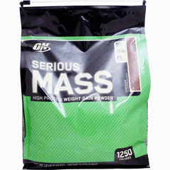 【送料無料】[ 超大容量5.4kg ] シリアスマス ウェイトゲイナー ※チョコレート