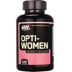 [ お得サイズ ] オプティウーマン (アスリート/女性用 マルチビタミン&ミネラル)