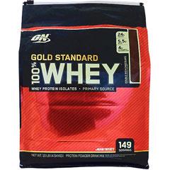 【送料無料】[ 超大容量4.5kg ] 100%ホエイ ゴールドスタンダード プロテイン ※ダブルリッチチョコレート