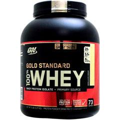【送料無料】[ 大容量2.3kg ] 100%ホエイ ゴールドスタンダード プロテイン ※バニラアイスクリーム