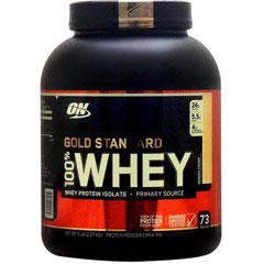 【正規品】[ 大容量2.3kg ] 100%ホエイ ゴールドスタンダード プロテイン ※バナナクリーム