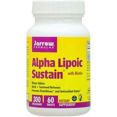 アルファリポ酸 300mg + ビオチン(ビタミンH)