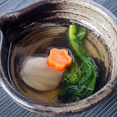 ☆白身魚のお吸い物