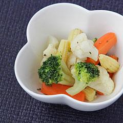☆温野菜ミックスのクイックピクルス