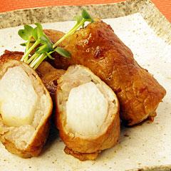 ☆長芋の豚肉巻き