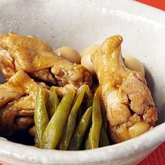 ☆鶏手羽元のさっぱり煮
