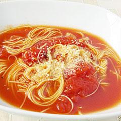 ☆トマトのスープパスタ