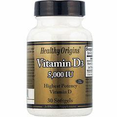 [ お試しサイズ ] ビタミンD3 5000IU