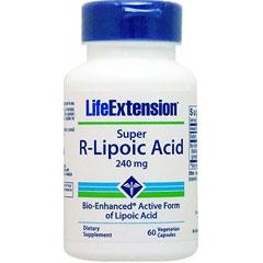 スーパー Rリポ酸(R型アルファリポ酸) 240mg