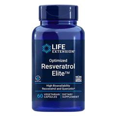 オプティマイズ レスベラトロール 250mg Optimized Resveratrol Life Extension