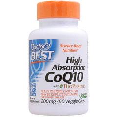 高吸収コエンザイムQ10(CoQ10) 200mg