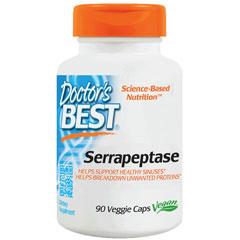 ベスト セラペプターゼ(酵素ブレンド) 40000ユニット