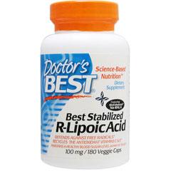 [ お得サイズ ] ベスト 安定型 Rリポ酸 100mg (R型アルファリポ酸)