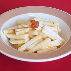 ☆長芋の梅サラダ
