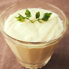 ☆豆腐のチーズムース (タンパク質 補給)