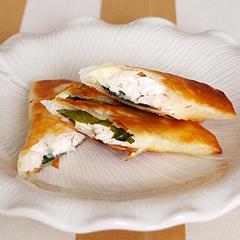 ☆ささみとチーズと大葉の春巻き (タンパク質 補給)