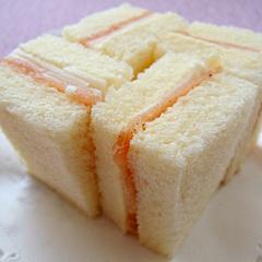 ☆生ハムと大根のフィンガーフード (消化酵素 補給)