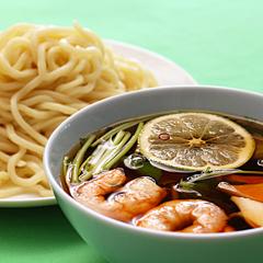 ☆エスニック風つけ麺 (アミノ酸 補給)