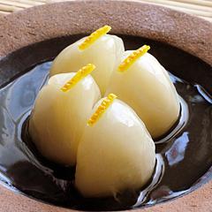 ☆カブの含め煮 (消化酵素 補給)