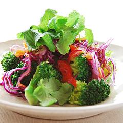ブロッコリーのタイ風サラダ