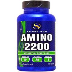 アミノ 2200(1回で19種類のアミノ酸が2200mg!)