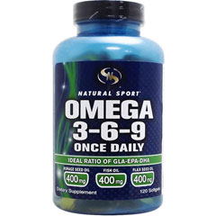 ☆≪販売終了≫オメガ3・6・9脂肪酸(6種類の必須脂肪酸ミックス+ビタミンE)