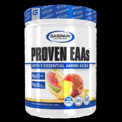 プルーブン EAA  グァバネクタリン Proven EAA's w/ 9 Essential Amino Acids Guava Nectarine 30s 390g Gaspari Nutrition