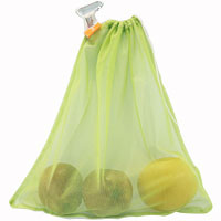 ☆≪販売終了≫ホールフーズマーケット ブリングイット エブリタイム リユーザブル プロデュースバッグ (野菜袋)