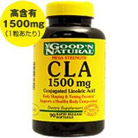 ☆≪販売終了≫メガストレングスCLA(共役リノール酸) 1500mg
