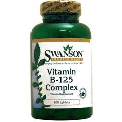 ビタミンB125 コンプレックス