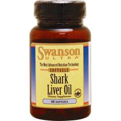 シャーク レバー オイル(サメ肝油) 550mg