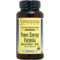 パワーエナジーフォーミュラ(天然カフェイン&グルクロノラクトン配合)
