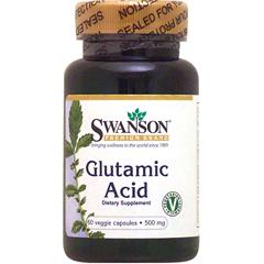 グルタミン酸 500mg