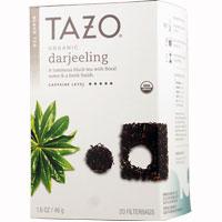 ☆≪販売終了≫TAZO タゾティー オーガニック ダージリン ブラックティー(紅茶)
