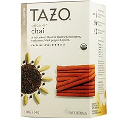 TAZO タゾティー オーガニック チャイ