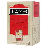 ☆≪販売終了≫TAZO タゾティー オーガニック アップルレッド カフェインフリー ハーブティー