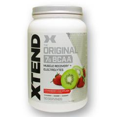 [ 大容量約1.2kg ] エクステンド (BCAA+Lグルタミン+シトルリン) ※ストロベリーキウイ