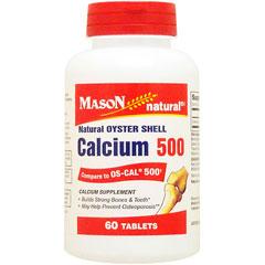 ☆≪販売終了≫カルシウム(牡蠣殻由来) 500mg