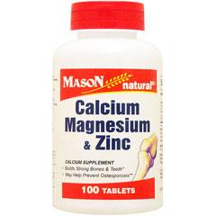 カルシウム マグネシウム&亜鉛