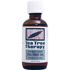 ティーツリーオイル 15%水溶液