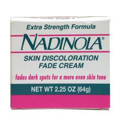 ナディノラ スキンディスカラレーション フェイドクリーム エクストラストレングス(ハイドロキノン3%配合クリーム)