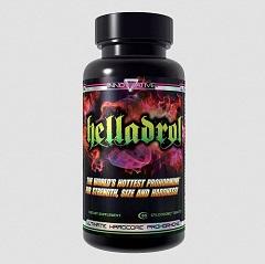 ヘルアドロール / ヘラドロール (プロホルモン) 60粒