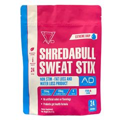 シュレッダブル スウェット スティックス 24回分 Shredabull Sweat Stix 24 pack  projectAD