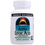 [ お得サイズ ] アルファリポ酸 300mg(タイムリリース型)